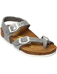 BIRKENSTOCK TAORMINA SILVER MAGIC GALAXY gris gris Talla:33