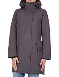 Canada Goose Giacca Outerwear Donna CG3811L2766 Poliestere Grigio
