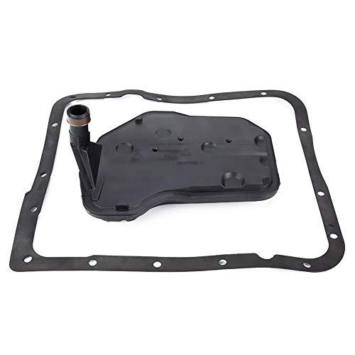 Filtro per cambio automatico nero, con guarnizione per coppa dell'olio, adatto per auto 28 x 23 x 12 cm