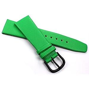 20mm Kalbleder Uhrenarmbänder für Damen in Verschiedenen modischen Farben handgemacht in Deutschland Echt Leder