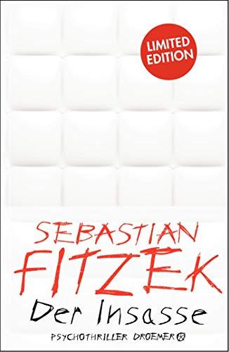 Buchcover Der Insasse: Psychothriller (Limitierte Sonderausgabe)
