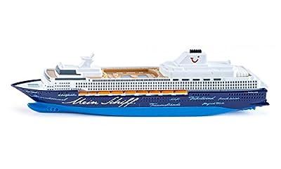 Siku 1726 Mein Schiff I 1:1400 von Siku Spielwaren