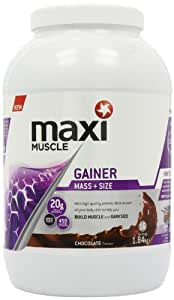 MaxiMuscle Gainer - Chocolate, 1.84 Kg