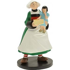 Plastoy-411-Figura de Collection Bécassine y Loulotte