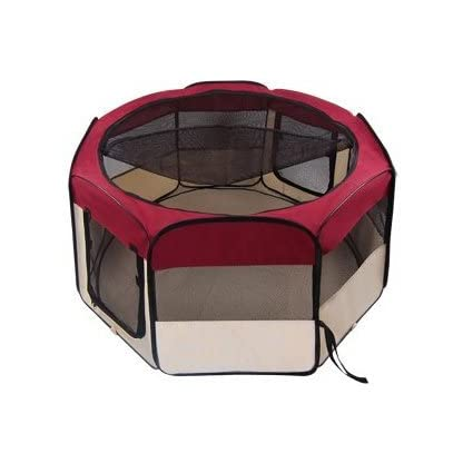 FABRIC FOLDING PET PLAY PEN SPARE BASE – EXTRA LARGE – UNIVERSAL - XL SIZE 4