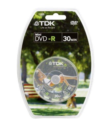TDK T19489 DVD regrabable - DVD+RW vírgenes