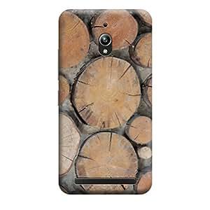 CaseLite Premium Printed Mobile Back Case Cover With Full protection For Asus Zenfone Go (Designer Case)