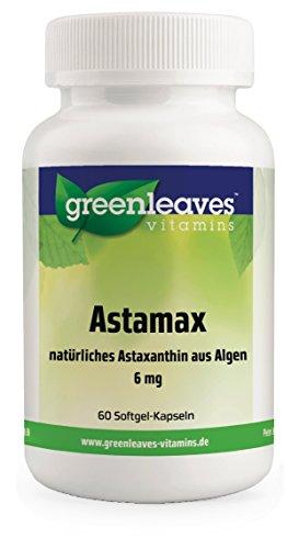 Astamax (Astaxanthin) 6 mg