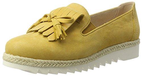 Caprice Damen 24700 Slipper, Gelb (Saffron Suede), 40 EU