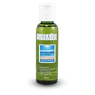 PureAire Aroma Essence for Air Purifiers Ocean Breeze (100ml)