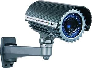 Elro CCD474Z Camera couleur CCD extérieure avec zoom optique