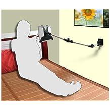 System-S–Soporte de pared brazo flexible Mount Soporte Stand para iPad 1234Mini