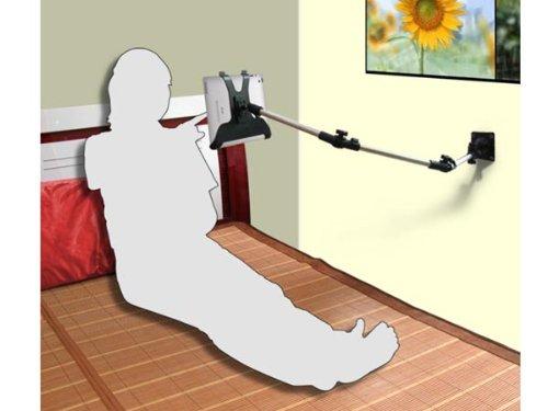 System-S Wandhalterung Halter Schwenkarm Flexibel Mount Ständer Halterung Stand für iPad 1 2 3 4 Mini