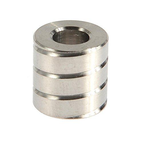 Titane Lanière Corde Cordon pour EDC Couteau Clé Anneau Pendentif Perle Normal Titanium