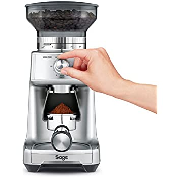Sage by Heston Blumenthal BCG600SIL the Dose Control Pro Coffee Grinder - Silver