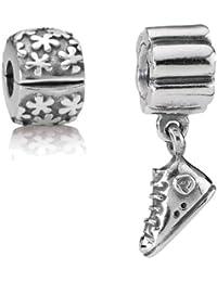 f0d1af5a4112 Pandora regalo Conjunto joyas en plata de ley 925 – 1 Charm en plata maciza