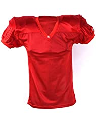 barnett FJ-2 maillot de football américain us match rouge