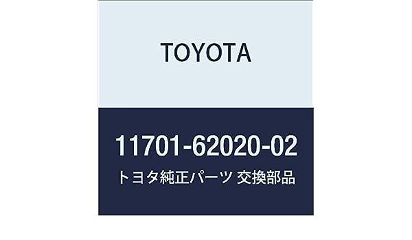 Genuine Toyota 11701-62020-02 Crankshaft Bearing
