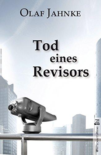 Buchseite und Rezensionen zu 'Tod eines Revisors' von Olaf Jahnke