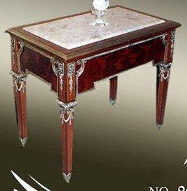 LouisXV Table baroque MoTa0946 de style antique
