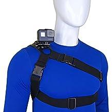 STUNTMAN 360 - Imbracatura per le spalle, il petto e l'anca per le telecamere d'azione