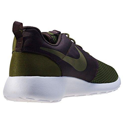 Nike Mens Roshe One SE Mesh Trainers Verde