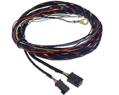 Kabel Regensensor Innenspiegel Kabelbaum Adapter kompatibel mit VAG Touran Golf V 5 Jetta EOS