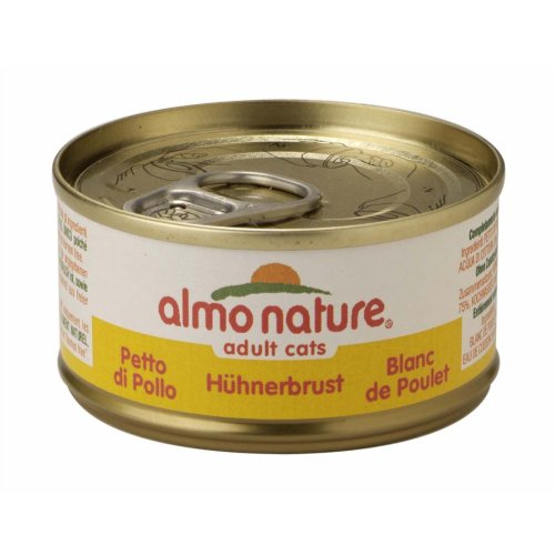 Almo Nature - HFC 70 Natural - Hühnerbrust - 24x 70 g