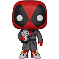 FunKo Pop Marv Deadpool in Robe