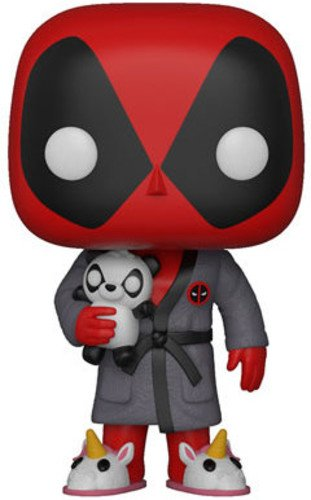 FunKo Pop Marv Deadpool in Robe