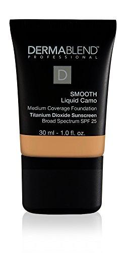 Dermablend Smooth Liquid camo Foundation, seppia