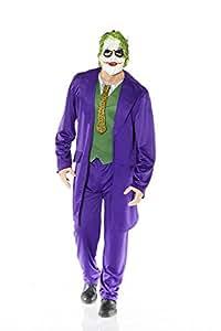 Herren Kostüm JOKER Batman - The Dark Knight XL