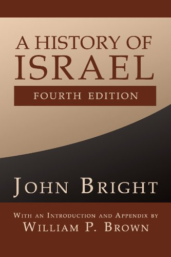 A History of Israel, Fourth Edition (Westminster AIDS to the Study of the Scriptures)