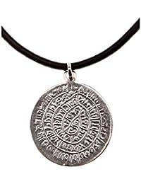 Córdoba Jewels | Gargantilla en plata de Ley 925. Diseño Maya Cuero