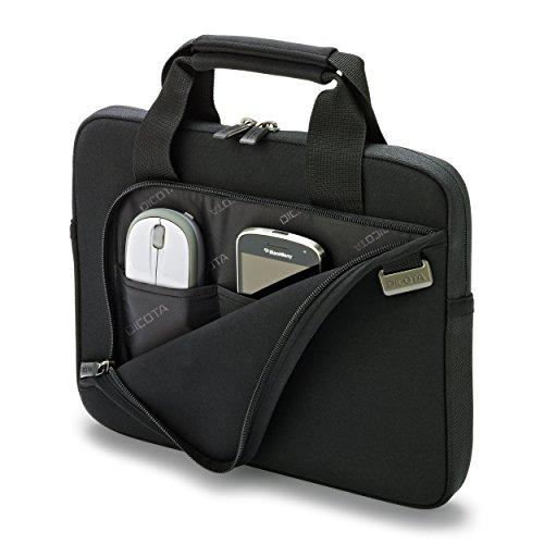 Dicota Smart Skin Notebooktasche 15-15.6 Zoll Aktentasche, Schwarz (Laptop Schutzhülle 15 6 Skins)
