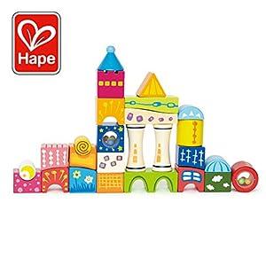 Hape International - Juego de Bloques para bebé (Hape HAP-E0418)