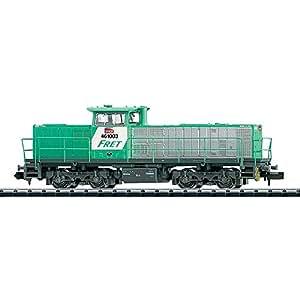 Locomotive diesel MINITRIX N Rh 461 000 T12471
