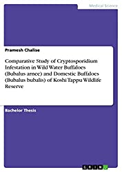 Bachelor Thesis from the year 2013 in the subject Veterinary medicine, grade: Final, , course: Veterinary science, language: English, abstract: Cryptosporidium is an important zoonotic pathogen transmitted primarily through water. This study was cond...