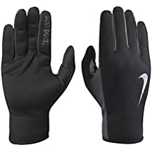 Nike Guantes Rally 2.0 W Dry Lightweight - S, Negro