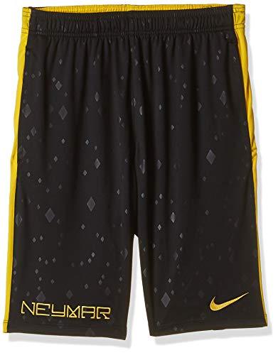 Nike Jungen NYR B NK DRY ACDMY Shorts, Schwarz (Black/Yellow), XL