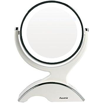 4 x Kosmetikspiegel Schminkspiegel beidseitig Vergrößerung