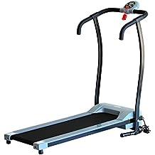 homcom tapis roulant lectrique de marche fitness 450 w gris noir 85 - Tapis De Course Domyos