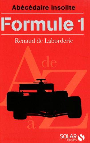 Abcdaire insolite de la Formule 1