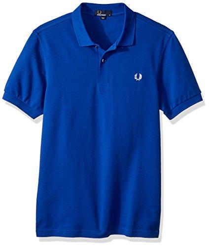 Fred Perry Herren Poloshirt Plain Regal