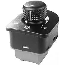 XCSOURCE® Side Mirror Switch Perilla de control con calor para Volkswagen VW Golf GTI / R32, Passat B5 / B5.5, Escarabajo, Jetta MK4 MA632