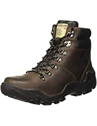 Woodland Men's Ogb 2975118_Dbrown_8 Leather Boots-8 UK (42 EU) (9 US) 2975118DBROWN