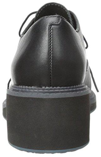 CAMPER Magna Damen Schnürhalbschuhe Schwarz - Schwarz (Black)