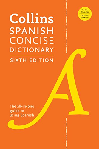 Collins Spanish Concise Dictionary (Collins Language) por Harpercollins Publishers Ltd