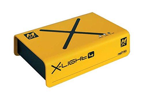 M Live X-Light 4 - Modulo Per Riprodurre Qualsiasi File Musicale