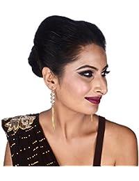 FULLY Long Chain Bollywood Style Latest Fashion Drop Earrings For Women / Tassel Drop Earrings